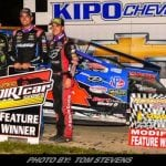 Stewart Friesen Brings Home Ransomville Summer Nationals Title For Sixth Time
