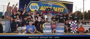NAPA Auto Parts Returns As Title Sponsor Of 47th Annual Super DIRT Week