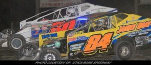 Open Sportsman Added To This Sunday's Program At Utica-Rome