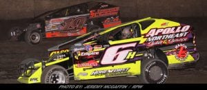 Modified Point Battle At Fonda One Of The Best Around; Two Races Left Heading Into Saturday