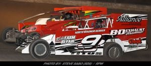 Kenny Titus Wins Friday Night Action At Afton Motorsports Park