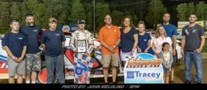 'Mad Max' Gets Another Checkered Flag Friday Night At The Brewerton Speedway