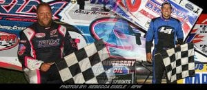 Billy Dunn, Danny Varin Among Feature Winners Friday At Can-Am Speedway