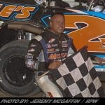 RPW Exclusive: Ronnie Johnson Brings Home Another Victory At Albany-Saratoga Friday Night