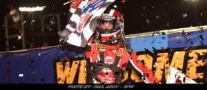 Logan Schuchart Redeems Himself & Wins Friday Thriller To Lock Into Knoxville Nationals