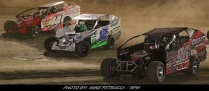 Second Place Finish For Rob Maxon Saturday At Lebanon Valley; Now Just Inches From Point Lead