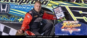 Todd Root Gets Career First 358-Modified Win At Fulton Speedway