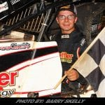 Freddie Rahmer Takes 410 Sprint Car Victory Saturday Night At Lincoln