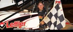 Freddie Rahmer Takes 410 Sprint Car Victory Saturday Night At Lincoln