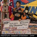 Weiss Pockets $50,000 North/South 100 Payday; McCreadie From 13th To 2nd
