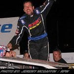 RPW Exclusive: Bobby Varin Shows The Way Saturday At Fonda; Takes Two-Point Lead Heading To Last Race