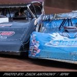 Dramatic World Of Outlaws LM Point Battle Arrives At Georgetown Thursday Night