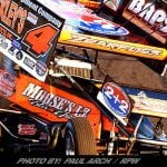 Brock Zearfoss & Destiny Motorsports Gel Quickly At Knoxville Nationals