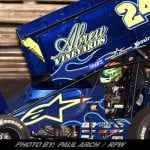 Rico Abreu Enjoys Excitement & Success During Knoxville Nationals Run