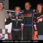 Bobby Varin Wins 358-Modified Main At Fonda; Team Donates Winnings To Miles Of Hope Breast Cancer Fund