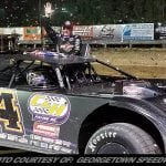 Madden Leads Flag-To-Flag To Win First Ever WoO LM Visit To Georgetown Speedway