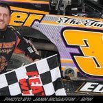 RPW Exclusive: Albany-Saratoga Tried, But Mother Nature Claims Modified Main; Edwards, Coonradt Win Before Rain