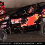 Rocky Warner Gets First Career Modified Win At Fonda; Bobby Varin Is Track Champion