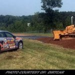Crews Begin Work To Enhance Oswego Speedway For NAPA Super DIRT Week