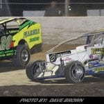 Bernier, LaFountain Score Wins At Airborne Park Speedway Saturday