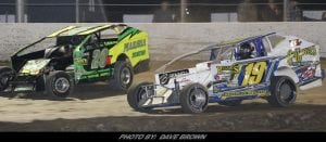Bernier, LaFountain Score Wins At Airborne Park Speedway Saturday