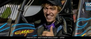 Gerard McIntyre Scores First Career All Star Sprint Win; Takes Victory At Lebanon Valley