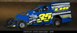 Alan Barker Finds The Top Of The Hill With Victory Saturday At Thunder Mountain