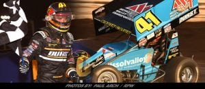 RPW Exclusive: Carson Macedo Helped Racing Community, & The Johnson Family, Heal With Amazing Run At Knoxville