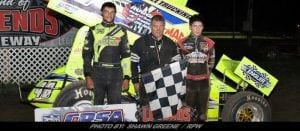 Darryl Ruggles Claims CRSA / Land of Legends Challenge Series Crown