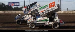 CRSA Sprint Cars Head To Orange County Fair Speedway Saturday