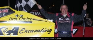 'Billy The Kid' Scores First Modified Thunder Victory In Smoke On The Hill 2 At Grandview