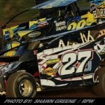 Danny Johnson Nails Down First Of Season At Outlaw Speedway