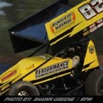 Patriot Sprint Tour A-Main Friday At Outlaw Speedway To Jared Zimbardi