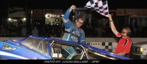 RPW Exclusive: Keith Flach Takes Victory By Inches At Lebanon Valley; Brett Hearn Is Modified Champ…Again