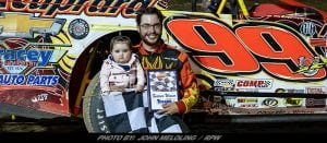 Lightning Larry Wight Wins Saturday At The Fulton Speedway