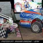 Billy Dunn Victorious At Land Of Legends; Rudolph Takes The Modified Title By One Point