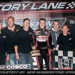 Mat Williamson Wins Pete Cosco Memorial At New Humberstone Speedway