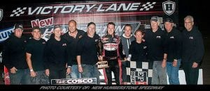 Mat Williamson Wins Pete Cosco Memorial At New Humberstone Speedway