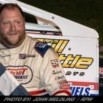 Billy Dunn Outraces Everyone For Second Utica-Rome 358-Modified Win Of 2018