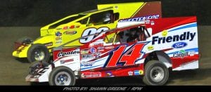 "Outlaw Speedway Wraps Up August With Regular ""Super 7"" Show Friday Night"