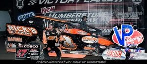 Brad Rouse Turns In Clutch Performance To Claim Victory In Pete Cosco Memorial At Humberstone