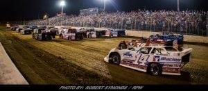 Lucas Oil Late Model Dirt Series Drivers Set For Labor Day Tripleheader