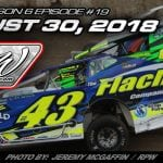 Race Pro Weekly TV: Season 6 Episode #19 – August 30, 2018