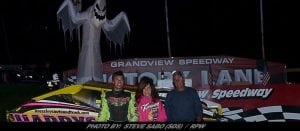 House Of Thunder Halloween Party Returns To Grandview Speedway October 13th