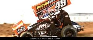 Tim Shaffer Wins Dirt Classic Ohio Opener At Attica Raceway Park