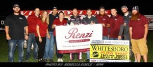 Another Check In The Win Column Friday Night At Can-Am For Billy Dunn