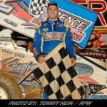 Flick Holds Off Lynch For Sixth Win Of 2018 At Lernerville