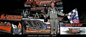 Tim Fuller Wins Race & Championship Friday Night At Mohawk