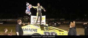 Jeremy Roy Scores First Career Win At Airborne Park; Steve Bernier Caps Off Great Season With 358-Mod Win