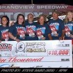 Ray Swinehart Wins Forrest Rogers Memorial At Grandview Speedway
